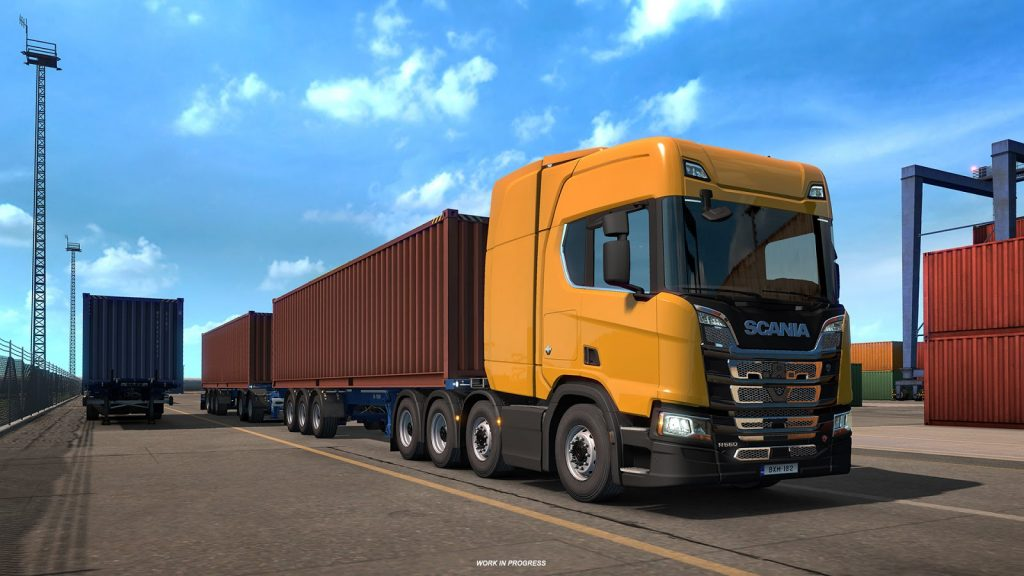 Trailers for ETS2